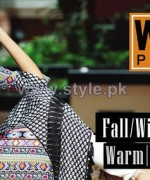Warda Designer Fall Winter Collection 2013 For Girls2