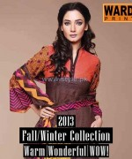 Warda Designer Fall Winter Collection 2013 For Women4