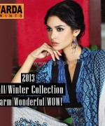 Warda Designer Fall Winter Collection 2013 For Women5