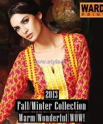 Warda Designer Fall Winter Collection 2013 For Women6