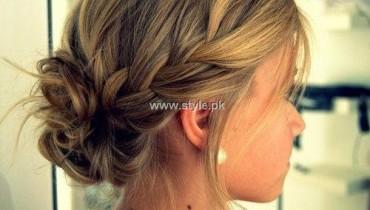 Women Hairstyles for Eid ul Azha 2013