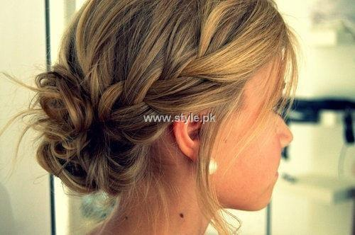 Women Hairstyles for Eid ul Azha 2013