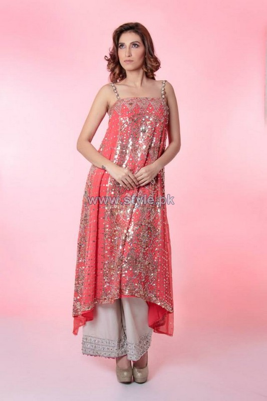 Zari Faisal Formal Wear Collection 2013 For Women10
