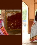 Zubaida Textile Mills Fall Dresses 2013 For Women 004