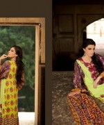 Zubaida Textile Mills Fall Dresses 2013 For Women 006