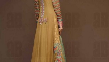 Ahmad Bilal Bridal Dresses 2013-2014 For Women  007