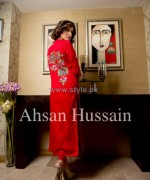 Ahsan Hussain Karnival Collection 2013 For Winter 3