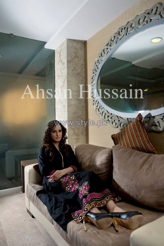 Ahsan Hussain Karnival Collection 2013 For Women 5