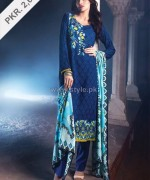 Al-Karam Textiles Winter Hues 2013-2014 Volume 3 7