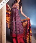 Al-Karam Textiles Winter Hues 2013-2014 Volume 3 For Women 10