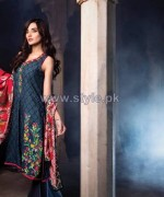 Al-Karam Textiles Winter Hues 2013-2014 Volume 3 For Women 13