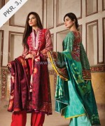 Al-Karam Textiles Winter Hues 2013-2014 Volume 3 For Women 9