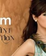 Al karam Textiles Digital Prints for Winter 2013