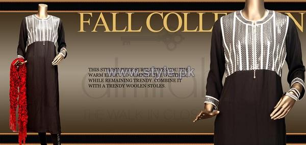 Almirah Fall Winter Dresses 2013-2014 For Women 5