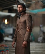 Arsalan Iqbal Sherwani Designs 2013 For Men 001