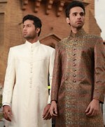 Arsalan Iqbal Sherwani Designs 2013 For Men 003