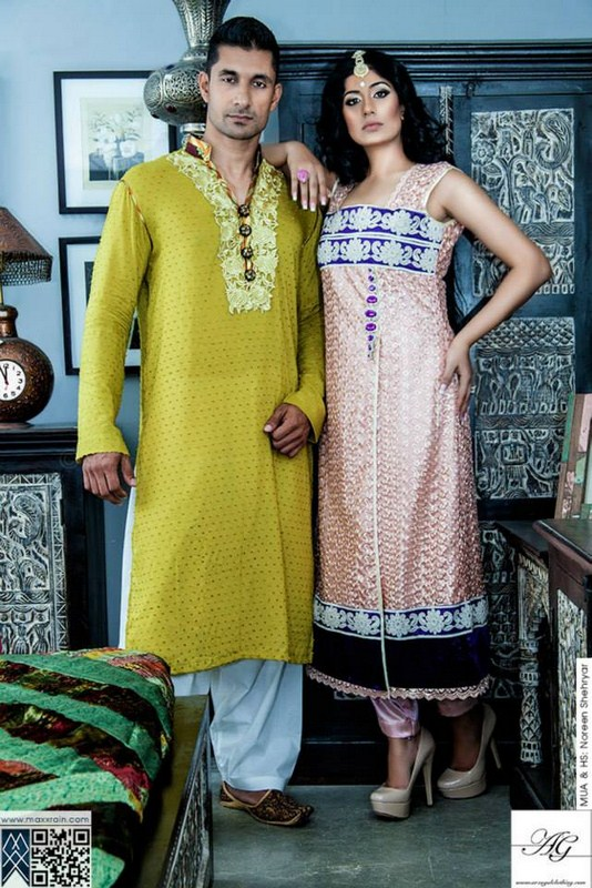 Arzu Gul Pret Dresses 2013 For Men And Women 001