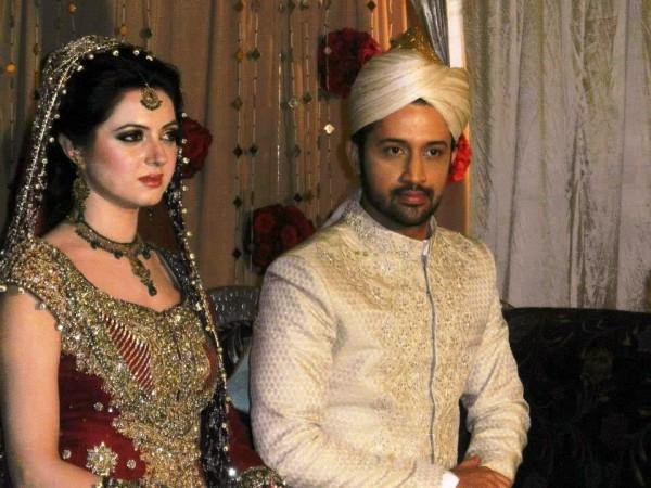 Atif and Sara