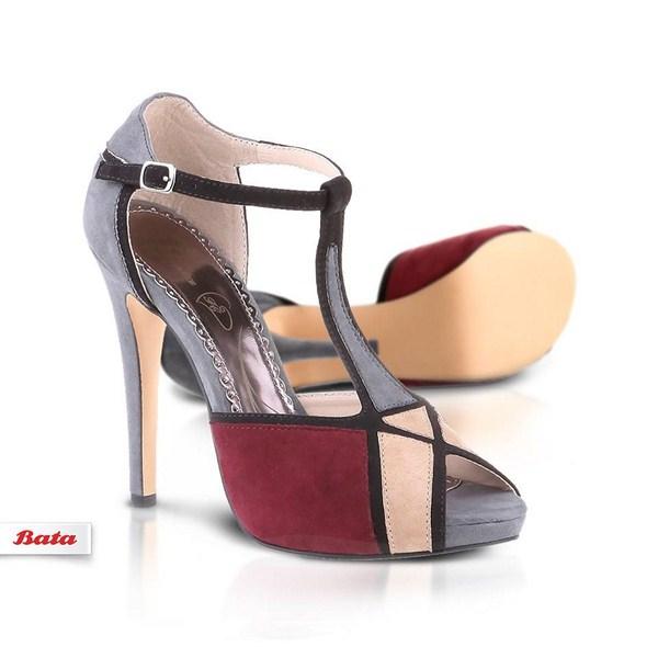 Bata Winter Shoes 2013 2014 For Women
