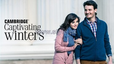Cambridge Winter Dresses 2013 For Men and Women 10