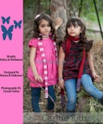 Cazibe Pret Winter Dresses 2013 For Babies 1