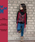Cazibe Pret Winter Dresses 2013 For Babies 4