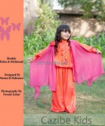 Cazibe Pret Winter Dresses 2013 For Kids 10