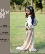 Cazibe Pret Winter Dresses 2013 For Kids 8