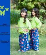 Cazibe Pret Winter Dresses 2013 For Kids 9