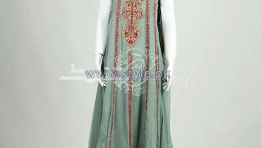 Chunnat Party Wear Dresses 2013 For Women6
