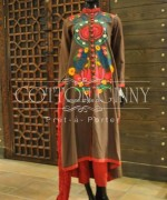 Cotton Ginny Winter Dresses 2013-2014 for Women 001