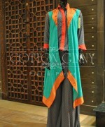 Cotton Ginny Winter Dresses 2013-2014 for Women 002