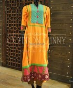 Cotton Ginny Winter Dresses 2013-2014 for Women 004