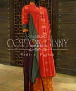 Cotton Ginny Winter Dresses 2013-2014 for Women 005