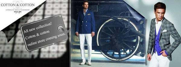 Cotton N Cotton Winter Dresses 2013 For Men 001