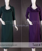 Daaman Winter Designs 2013-2014 For Women 11
