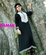 Damak Winter Dresses 2013-2014 For Women 004
