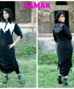 Damak Winter Dresses 2013-2014 For Women 005