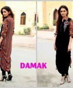 Damak Winter Dresses 2013-2014 For Women 006