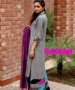 Damak Winter Dresses 2013-2014 For Women 03