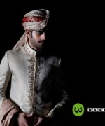 Daniyal Sherwani Designs 2013-2014 For Men 003