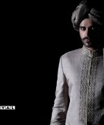 Daniyal Sherwani Designs 2013-2014 For Men
