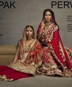 Deepak Perwani Bridal Dresses 2013-2014 for Women
