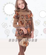 Eden Robe Kids Dresses 2013-2014 For Winter 3