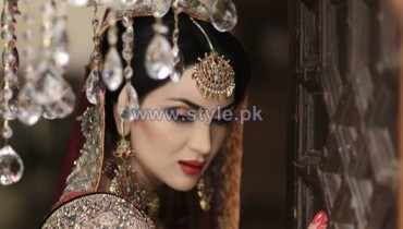 Erum Khan Bridal Wear Dresses 2013 For Women 8