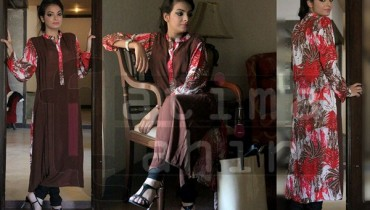 Fatima Tahir Winter Dresses 2013-2014 For Women 0014