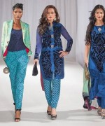 Gul Ahmed Collection 2013-2014 at Pakistan Fashion Week 5