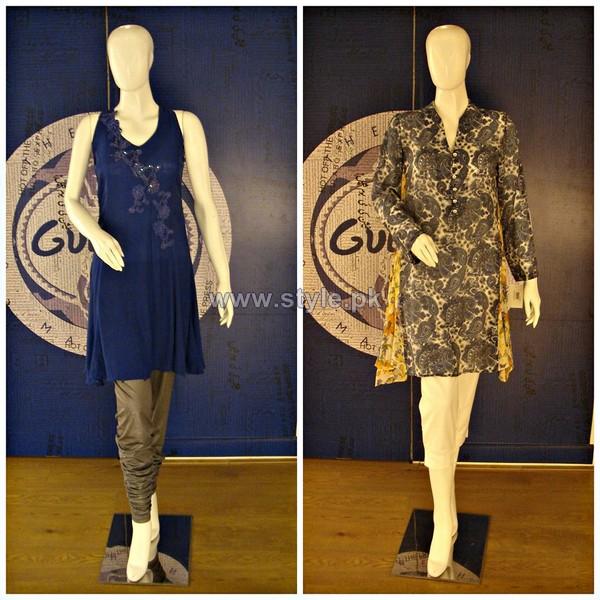 Gulabo Winter Casual Dresses 2013 For Women 5