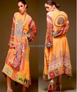 Hadiqa Kiani Winter Arrivals 2013-14 Volume 2 For Women 4