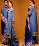 Hadiqa Kiani Winter Arrivals 2013-14 Volume 2 For Women 5